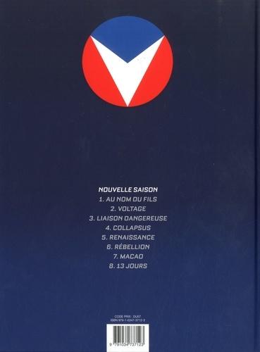 Michel Vaillant : Nouvelle Saison Tome 8 13 jours