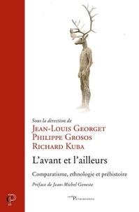 Philippe Grosos - L'avant et l'ailleurs.
