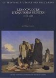 Philippe Grunchec - Les concours d'esquisses peintes, 1816-1863 - Pack en 2 volumes : Tome 1, Catalogue ; Tome 2, Pièces d'archives et oeuvres documentées.