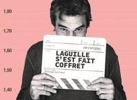 Philippe Guillard - Laguille s'est fait coffret - Pourquoi c'est comment l'amour ; Pettis bruits de couloir ; Le fils à Jo. 1 DVD