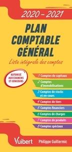 La revue Plan comptable général  - Liste intégrale des comptes MOBI par Philippe Guillermic en francais 9782311623468