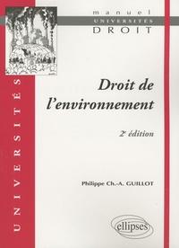 Philippe Guillot - Droit de l'environnement.