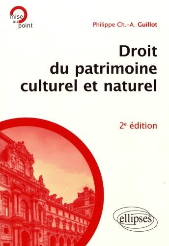 Philippe Guillot - Droit du patrimoine culturel et naturel.