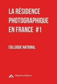 Philippe Guionie - La résidence photographique en France #1 - Colloque national.