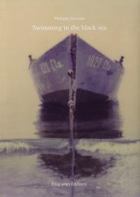 Philippe Guionie - Swimming in the black sea.