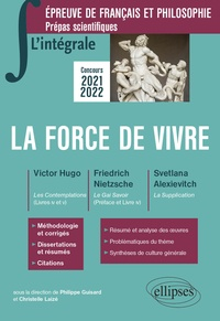Histoiresdenlire.be L'intégrale sur le nouveau thème - Epreuve de français/philosophie. Prépas scientifiques 2021-2022 Image