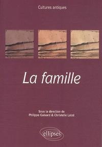 Philippe Guisard et Christelle Laizé - La famille.