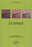 Philippe Guisard et Christelle Laizé - Le temps.
