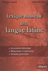 Birrascarampola.it Lexique nouveau de la langue latine Image