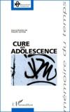 Philippe Gutton et  Collectif - Cure en adolescence.