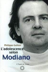 Philippe Gutton - L'adolescence selon Modiano.