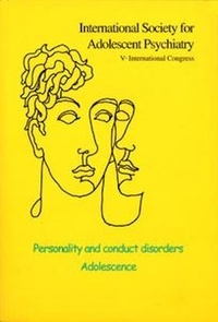 Philippe Gutton et Philippe Jeammet - Personality and conduct disorders.