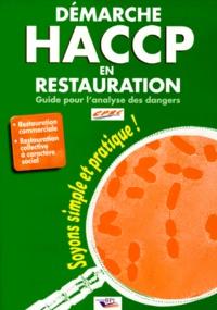Blackclover.fr DEMARCHE HACCP EN RESTAURATION. Guide pour l'analyse des dangers Image