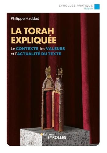 Philippe Haddad - La Torah expliquée.