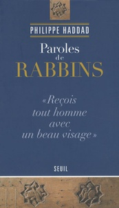 Philippe Haddad - Paroles de rabbins.