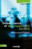 Philippe Hamman - Gouvernance et développement durable - Une mise en perspective sociologique.