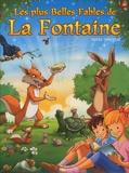 Philippe Harchy et Jean de La Fontaine - Les plus belles fables de La Fontaine.