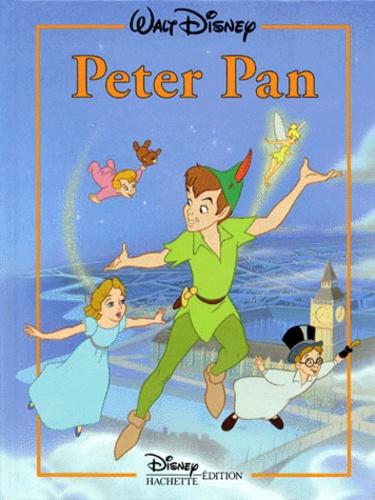 Philippe Harchy et  Disney - Peter Pan.