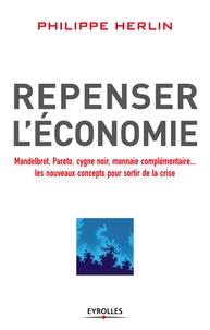 Philippe Herlin - Repenser l'économie.