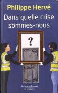 Checkpointfrance.fr Dans quelle crise sommes-nous ? Image