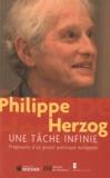 Philippe Herzog - Une tâche infinie - Fragments d'un projet politique européen.