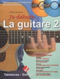 Philippe Heuvelinne - La guitare - Volume 2.