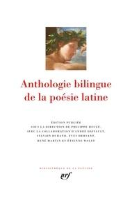 Philippe Heuzé - Anthologie bilingue de la poésie latine.