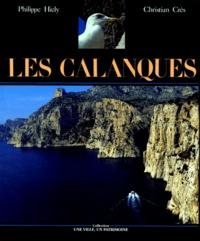 Philippe Hiély et Christian Crès - Les Calanques.