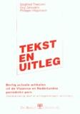 Philippe Hiligsmann et Siegfried Theissen - TEKST EN UITLEG.