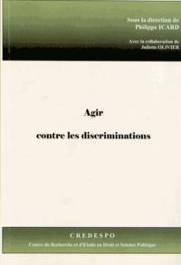 Philippe Icard - Agir contre les discriminations.