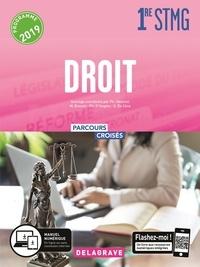 Philippe Idelovici et Mathilde Bonnet - Droit 1re STMG.