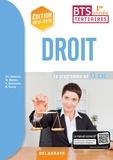 Philippe Idelovici - Droit BTS 1re année - Pochette élève.