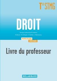 Philippe Idelovici et Mathilde Bonnet - Droit Tle STMG - Livre du professeur.