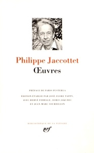 Philippe Jaccottet - Oeuvres.