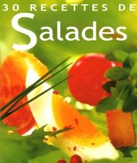 Philippe Jacquemin - 30 Recettes de Salades.