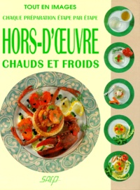 Hors-d'oeuvre - Philippe Jacquemin |