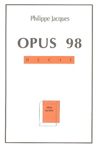 Philippe Jacques - Opus 98.