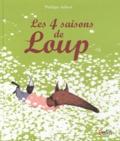 Philippe Jalbert - Les 4 saisons de Loup.