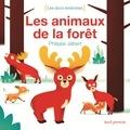 Philippe Jalbert - Les animaux de la forêt.