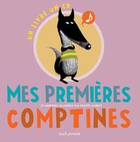 Philippe Jalbert - Mes premières comptines. 1 CD audio