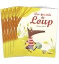 Philippe Jalbert - Une journée de loup - Pack 5 livres.