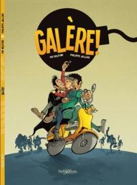 Philippe Jallois et Pat Wolfoni - Galère !.