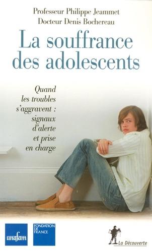 La souffrance des adolescents. Quand les troubles d'aggravent : signaux d'alerte et prise en charge