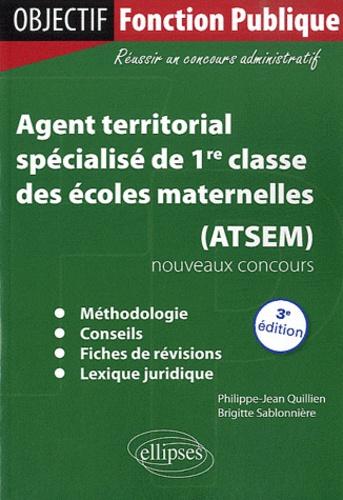 eceb4bb46df Agent territorial spécialisé de 1re classe des.... Philippe-Jean Quillien -  Decitre - Livre - 9782729870843