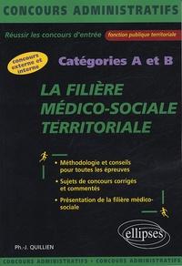 Philippe-Jean Quillien - La filière médico-sociale territoriale.