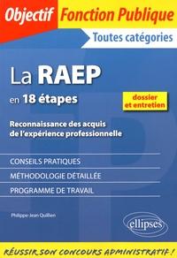 Deedr.fr La RAEP en 18 étapes - Reconnaissance des acquis de l'expérience professionnelle Image