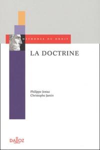 Philippe Jestaz et Christophe Jamin - La Doctrine.