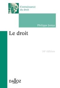 Livres gratuits en mp3 à télécharger Le droit MOBI DJVU in French 9782247181940 par Philippe Jestaz