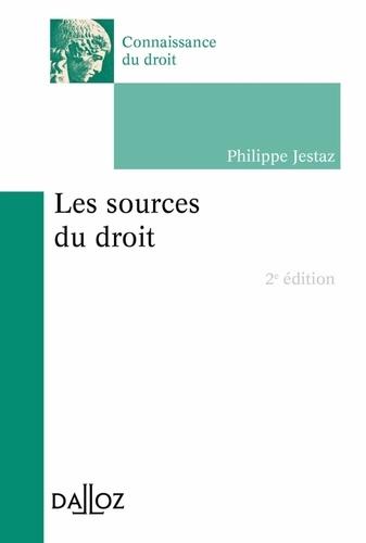 Les sources du droit 2e édition