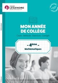 Philippe Jonnard et Laurie Obadia - Mathématiques 4e.